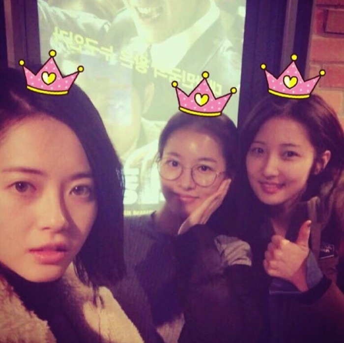 Go Ara 고아라 Instagram English