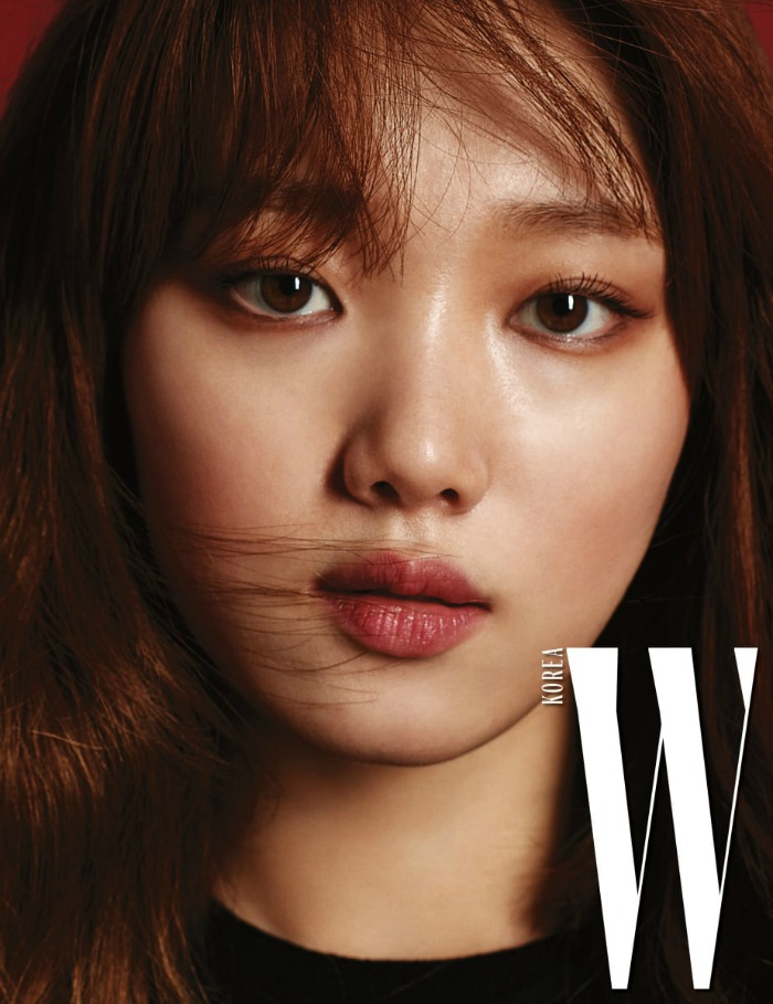 Lee Sung Kyung W interview translated