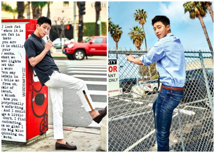 Park Seo Joon Grazia Magazine Interview
