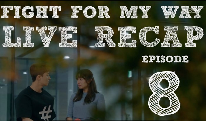 Ssam My Way Live Recap Episode 8