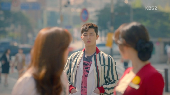 Ssam my way episode 1 recap