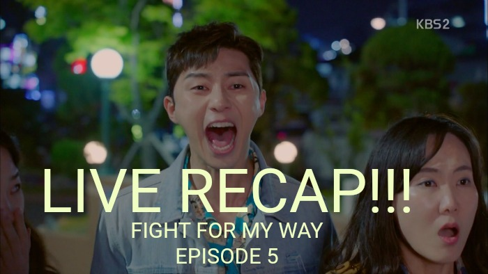 Fight for My Way: Episode 5 Recap