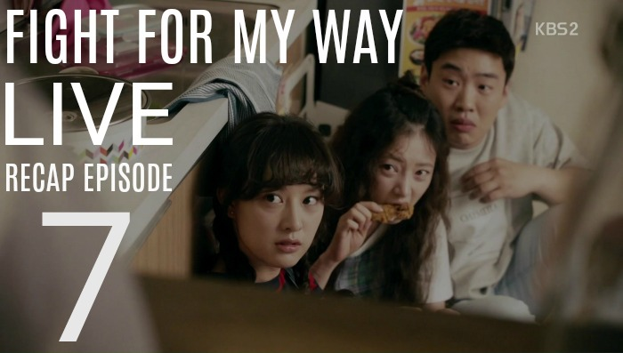 Fight for My Way Live Recap: Episode 7