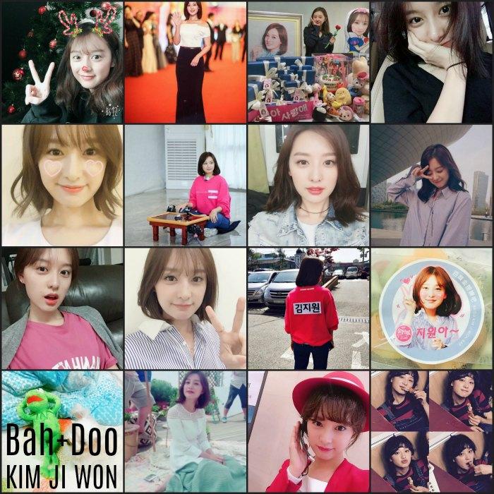 Instagram roundup: Kim Ji-won part II