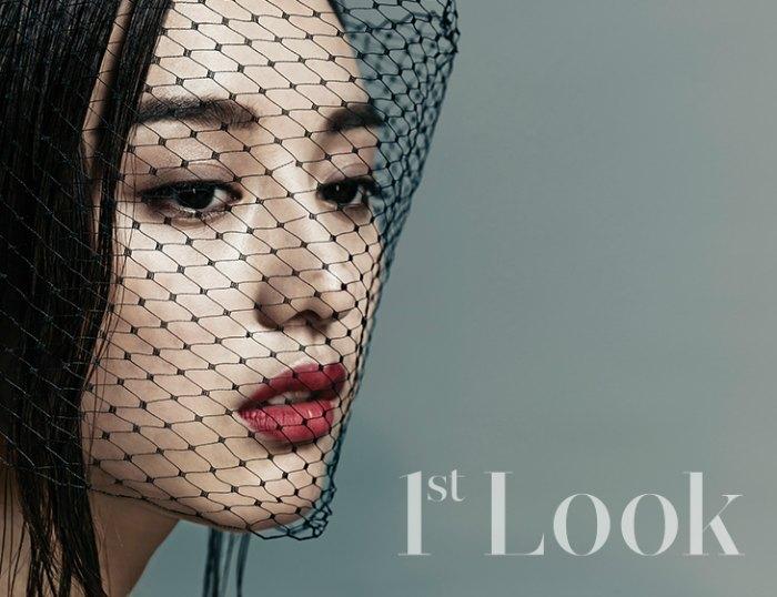 [Interview] Kim Ji-won 1st Look magazine: Fidelity to herself