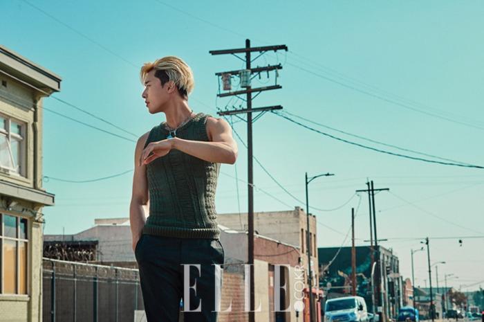 Park Seo-joon Interview Elle Magazine: Under My Rules
