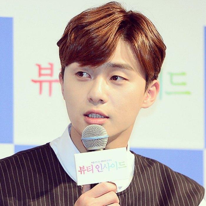 Instagram roundup: Park Seo Joon part I