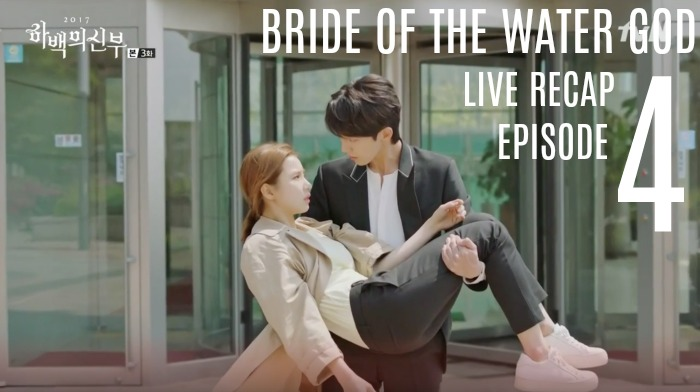 Bride of the Water God Live Recap: Episode 4 • Drama Milk