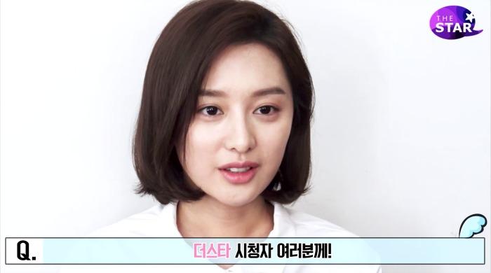 Kim Ji-won The Star Interview: Dreaming of a Love Like the Gu-won Couple