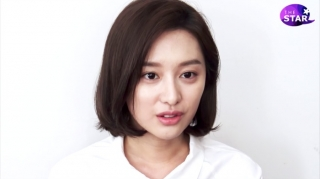 Kim Ji-won The Star Interview: Dreaming of a Love Like the