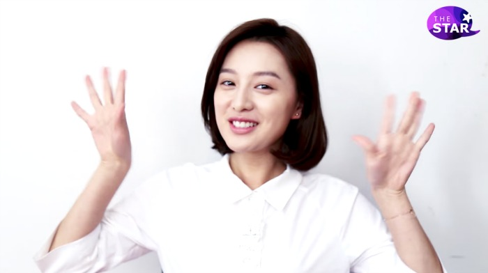 Kim Ji-won The Star Interview: Dreaming of a Love Like the Gu-won Couple