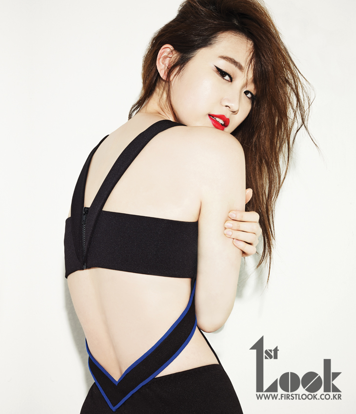Kim Seul Gi 1st Look Interview English