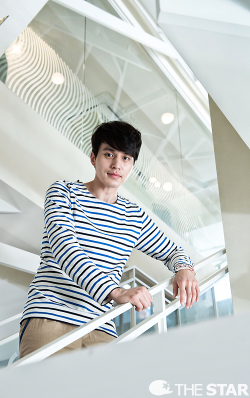 Lee Dong Wook star interview