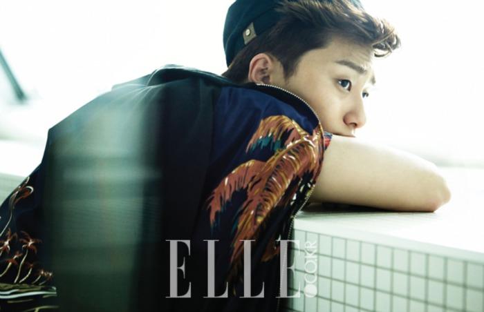 Park Seo-joon Elle Interview: Libero, As Himself