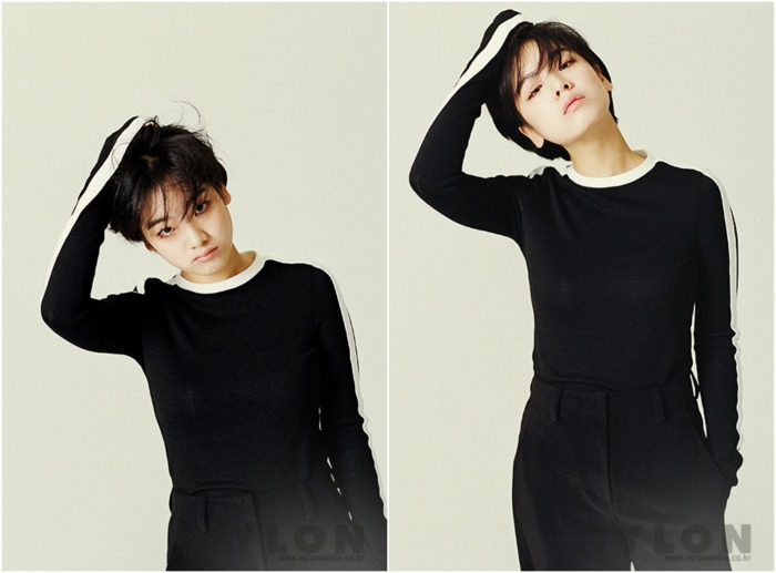 이주영 Nylon Interview