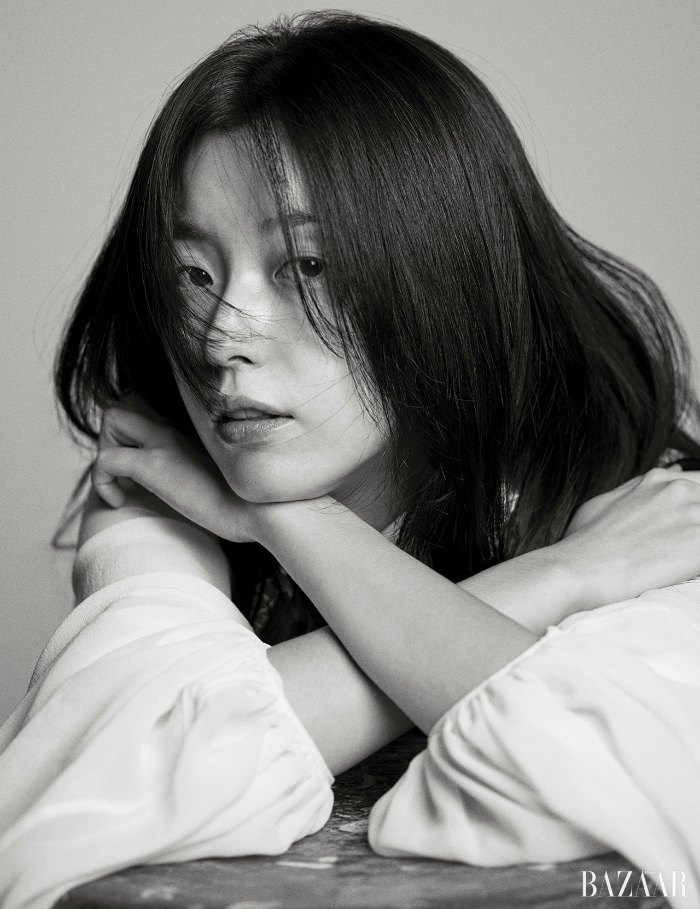 Han Hyo Joo translated interview