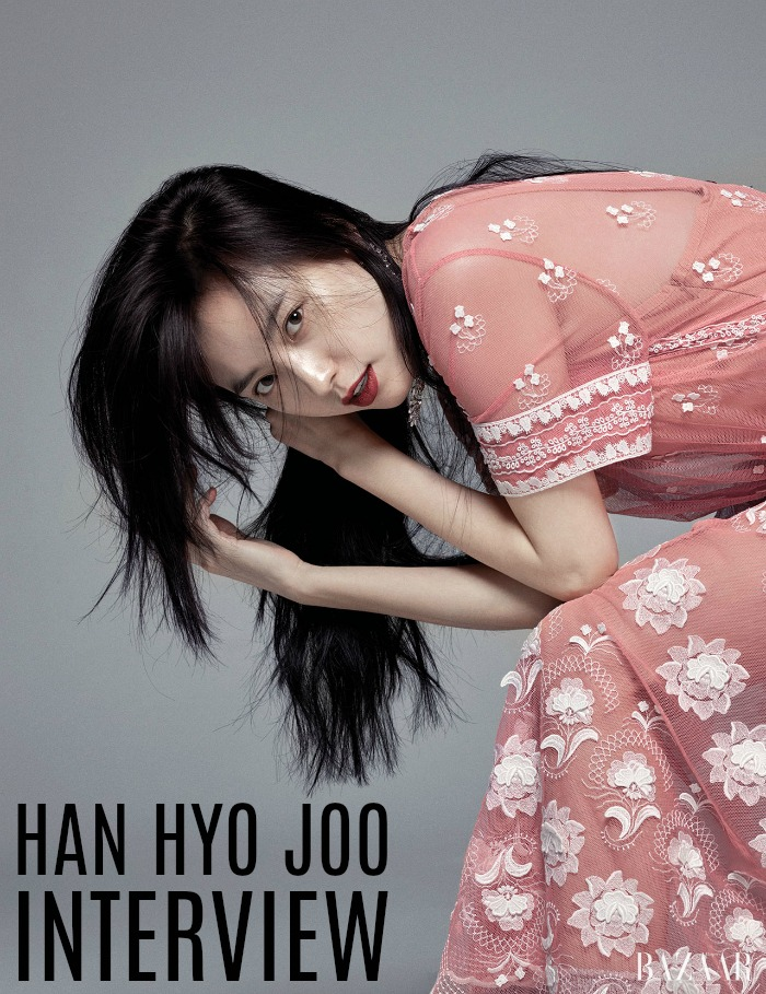 Han Hyo Joo english Interview