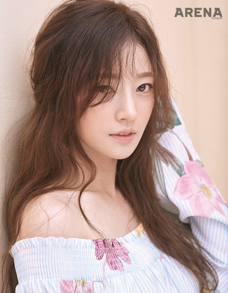 Song Ha Yoon Arena Interview