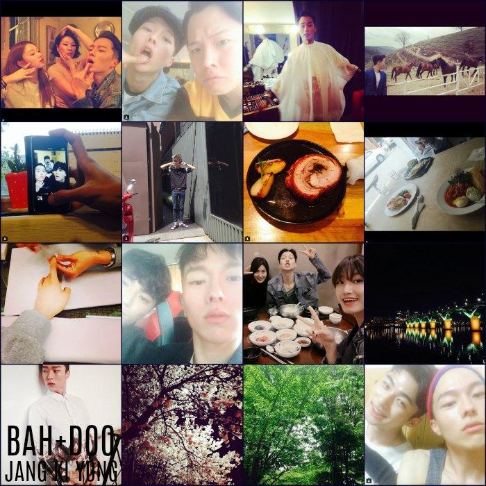 장기용 Instagram