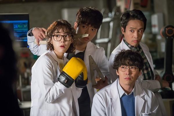 Drama Korean She is not a robot recap