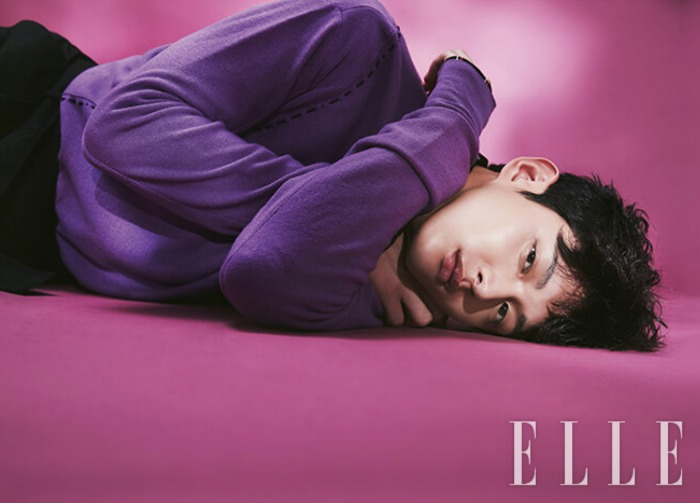 Lee Seo Won Elle Interview: First Time Feeling