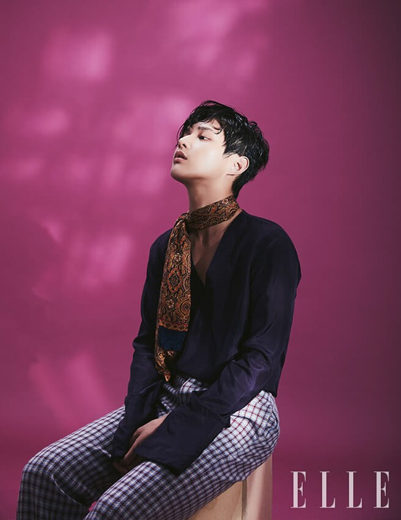 Lee Seo Won interview