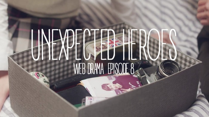 Web Drama Recap Unexpected Heroes ep 8