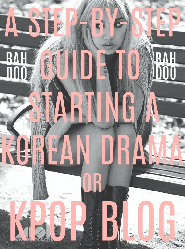 How To Easy Start Kdrama Kpop Blog Beginner