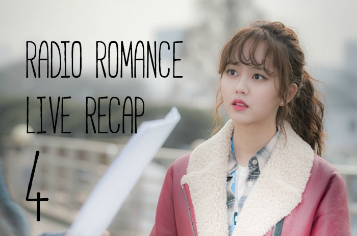 Live Recap for Kdrama Radio Romance