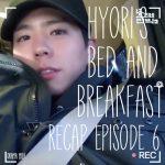 Live Recap for Hyori's Bed and Breakfast (Hyori's Hostel) season 2 episode 6
