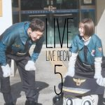 Live Recap for episode 5 of the Korean Drama Live starring Lee Kwang-Soo and Jung Yu-Mi