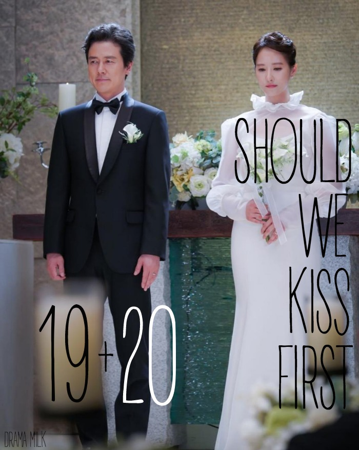 Recap for the Kdrama Should We Kiss First episodes 19 and 20
