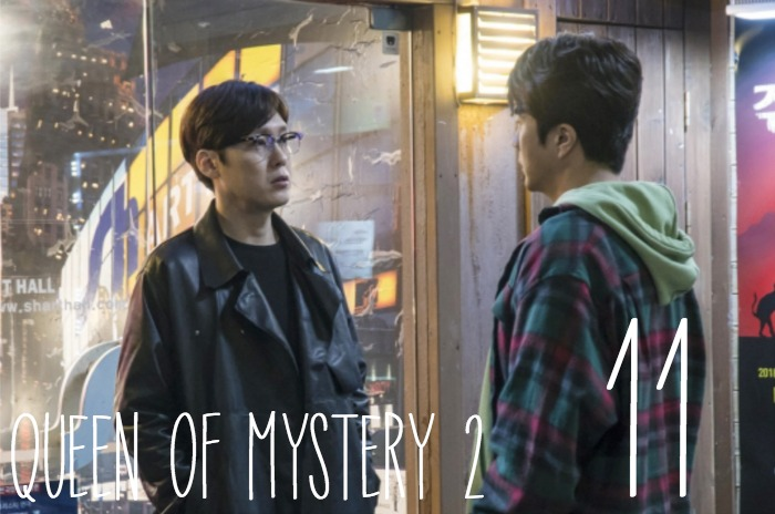 Recap for episode 11 of the Kdrama Queen on Mystery Season 2 starring Choi Kang Hee and Kwang Sang Woo