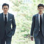 Live recap for episode 1 of the Korean Drama Suits starring Jang Dong-gun and Park Hyun-sik
