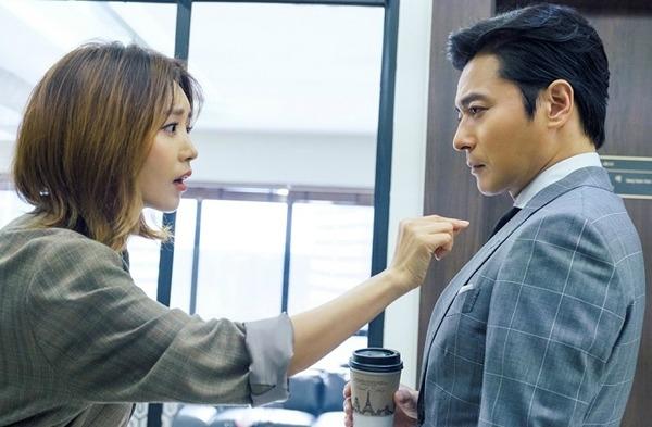 Shoot images for the Korean Drama (Kdrama) Suits starring Jang Dong-gun and Park Hyung-sik