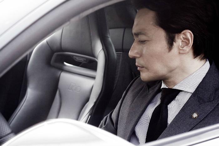 Behind the scenes of the Korean Drama (Kdrama) Suits starring Jang Dong-gun and Park Hyung-sik