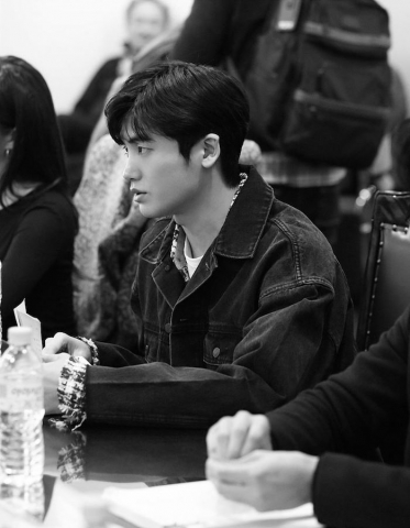 Script reading for the Korean Drama Suits
