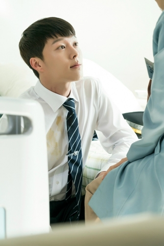 Korean drama (Kdrama) Come and Hug Me starring Jang Ki-yong and Jin Ki-joo