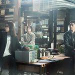 Episode 2 Live Recap for the Korean drama (Kdrama) Sketch starring Jung Ji-hoon (Rain), Lee Dong-gun, Lee Sun-bin, and Jung Jin-young