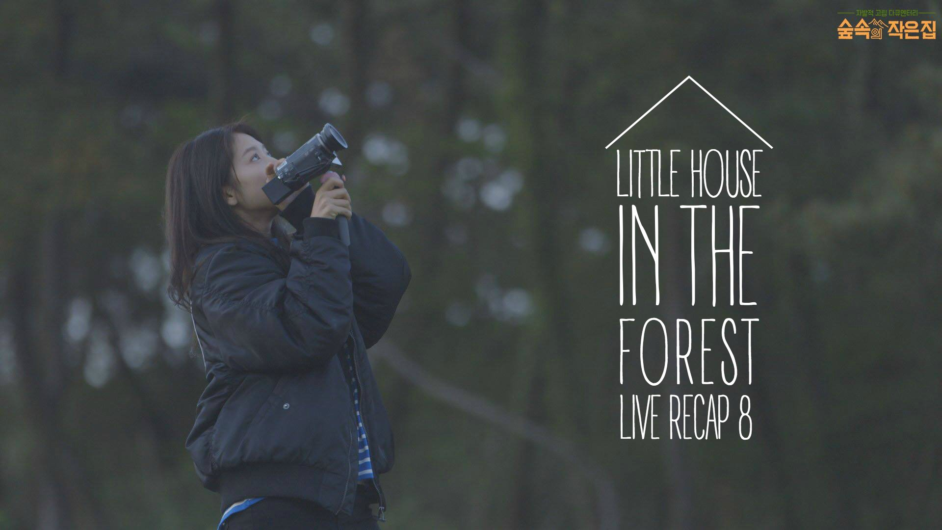Live Recap for episode 8 of Little House in the Forest Starring So Ji-sub and Park Shin-hye