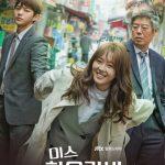 Korean Drama Miss Hammurabi Poster