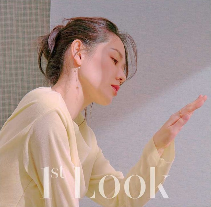 Son Ye Jin for 1st Look Magazine Vol. 154