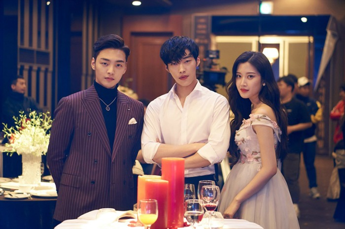 Live Recap for the Korean Drama The Great Seducer / Tempted, episode 31 and 32.