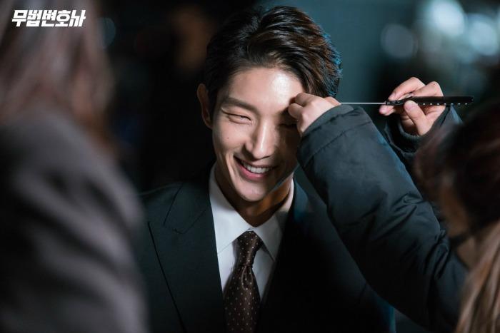 Lawless Lawyer Lee Joon-gi Seo Ye-ji 1-3
