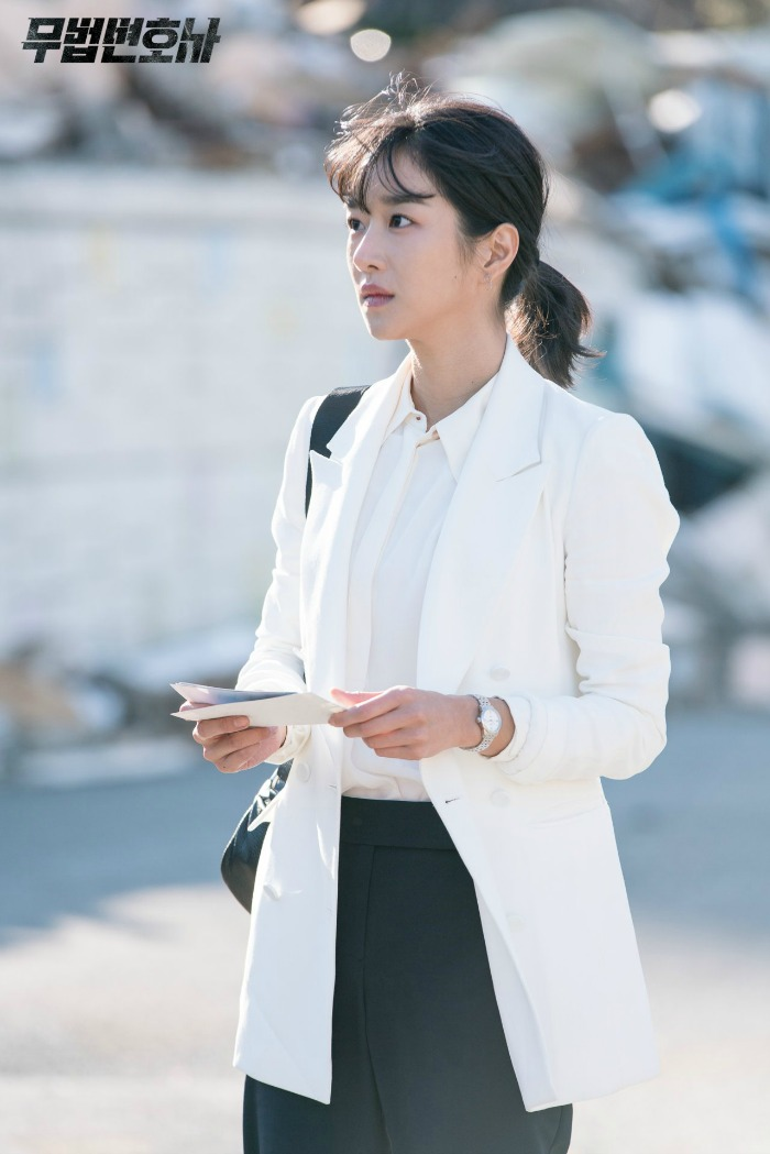Seo Ye-ji Lawless Lawyer Drama Milk 1-1