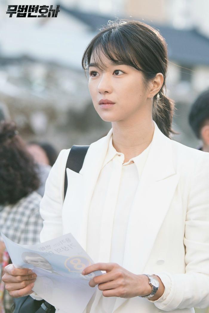 Seo Ye-ji Lawless Lawyer Drama Milk 1-2