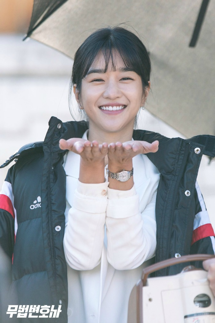Seo Ye-ji Lawless Lawyer Drama Milk 1-3