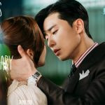 Park Seo-joon and Kim Min-young are about to Kiss for the first time in Secretary Kim