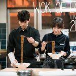 Wok of Love live recap Episodes 21 and 22 starring Lee Joon-Ho, Jang Hyuk, and Jung Ryeo-Won at Drama Milk