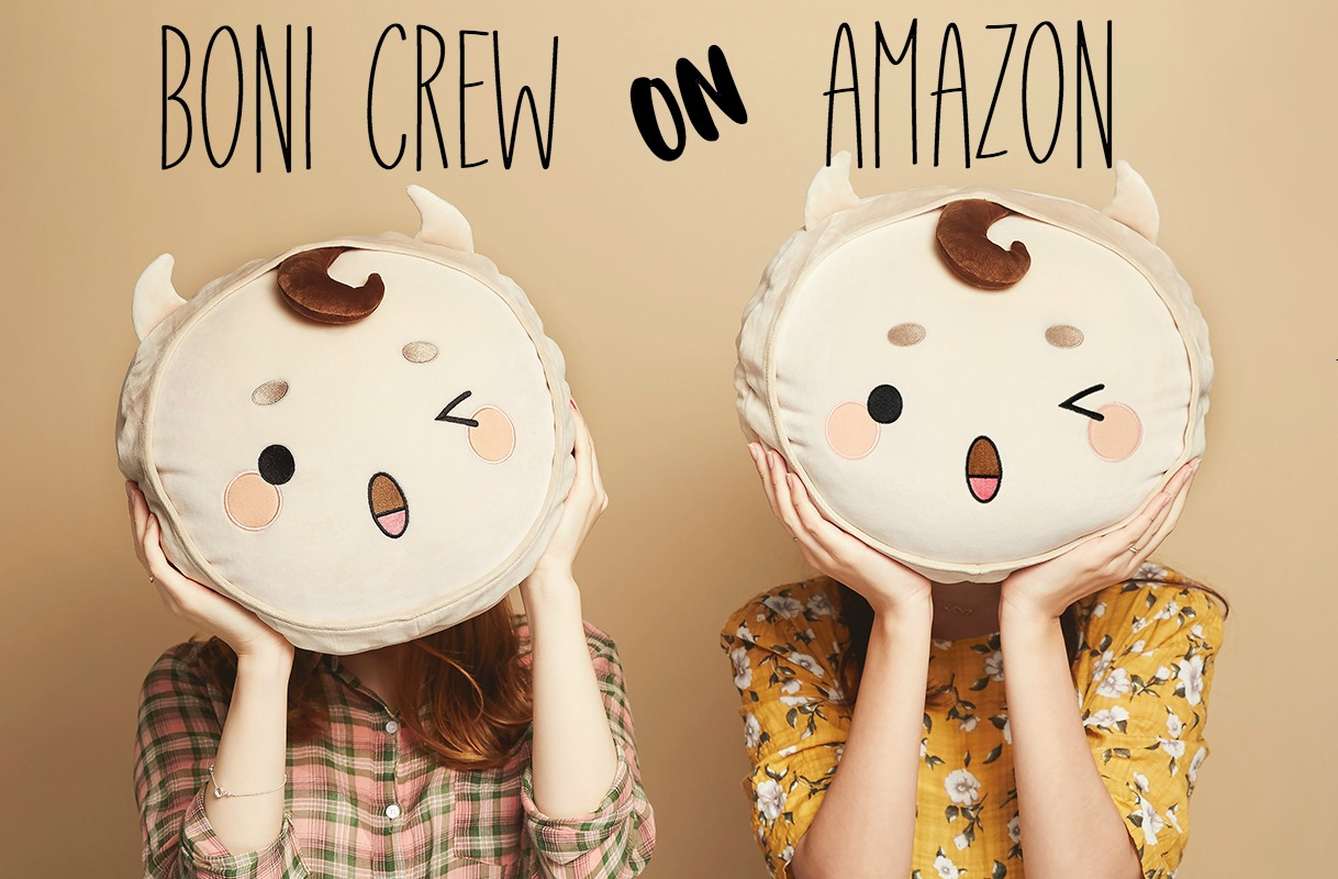 Boni Crew on Amazon